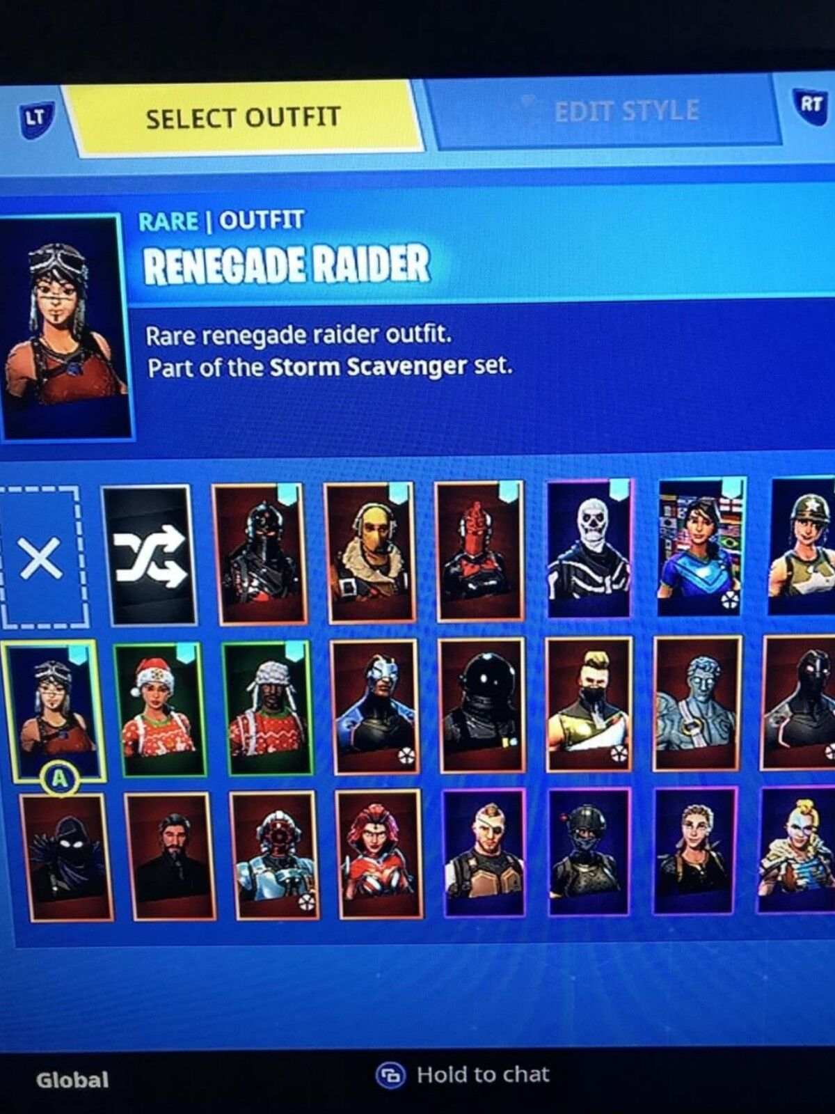 Fortnite Account Raffle, Full Access, Lots of Skins Read Desc* XBOX ONE