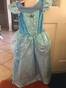 Cinderella dress up costume Manning South Perth Area Preview