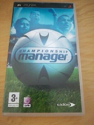 Used, Championship Manager Psp sony  for sale  Shipping to Nigeria