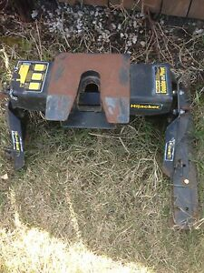 Fifth wheel camper hitch for sale