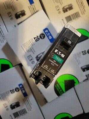 Eaton Br Brp120af 20a 120240v Arc Fault Circuit Breaker