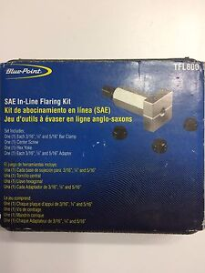 Blue-Point SAE in-line flaring tool kit