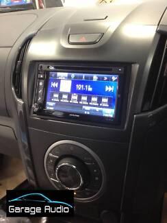 5 star Garage audio car audio installations