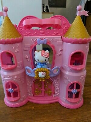 Hello Kitty Sanrio Castle Playset