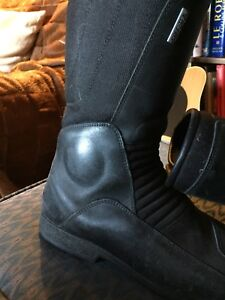 BOTTES MOTO BMW TAILLE 40 genuine cuir italy