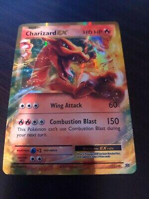 Pokemon XY Evolutions Charizard EX 12/108