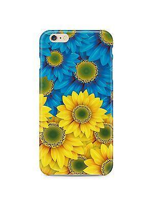 Unique Ukraine Sunflower Iphone 4s 5 5s 5c 6 6S 7 8 X XS Max XR Plus Cover Case