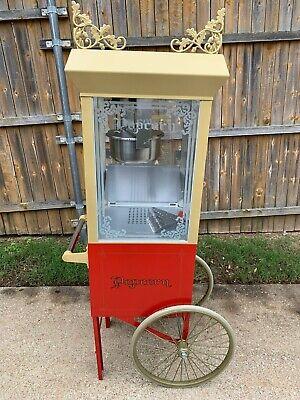 Red Antique Deluxe 60 Special Popcorn Machine 2660 Gt
