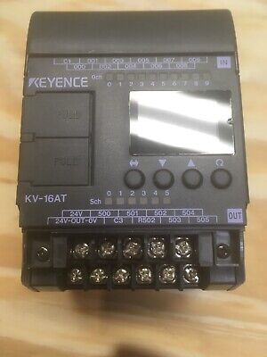 Keyence Kv-16at Used Plc Module