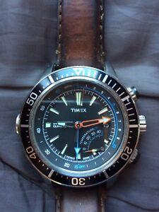 Timex diver's watche montre de plongée
