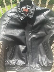 Men's XL leather jacket - Danier
