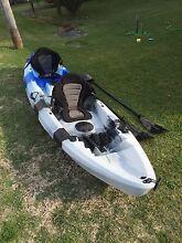 Double fishing kayak Tanilba Bay Port Stephens Area Preview
