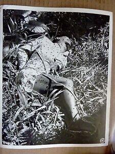 ORIGINAL 1945 MR Japanese Atrocity Bound Man Killed Binga Pakil Luzon Philippine - France - Original/Reprint: Original Print - France
