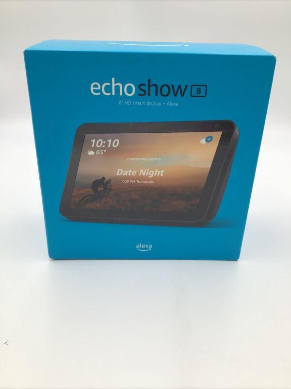 Amazon Echo Show 8 HD Smart Display - OPEN BOX (READ)