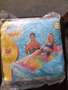 New, Inflatable Swimming Chair Yarraville Maribyrnong Area Preview