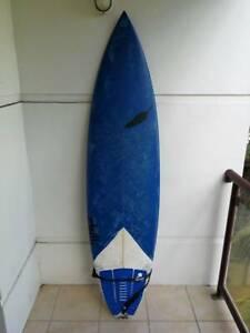 6'6 Chilli surfboard