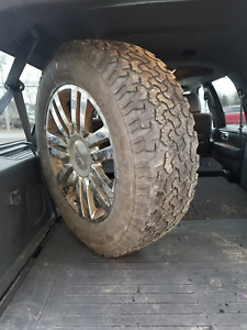 6x135 F150/Navigator/Expedition Rims
