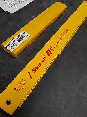 Starrett Bs1806-8 18 X 1.78 Long Bi-metal Power Hacksaw Blade 6 Tpi