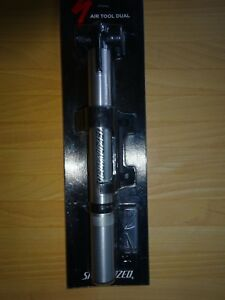 Specialized Air Tool Dual Cycle Bike Pump BNIB