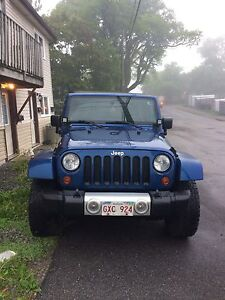 2009 Jeep Wrangler Sahara Unlimited