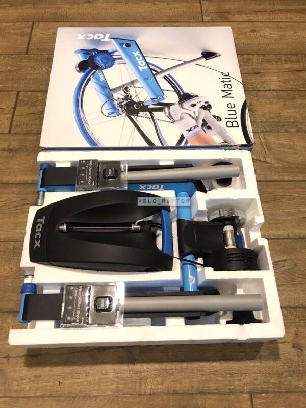 Tacx Blue Matic T2650 Turbo Trainer - Zwift Compatible✔️ Smart Sensors✅ 48h🚚