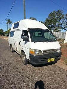 2002 Toyota Pioneer Mt Isa City Preview