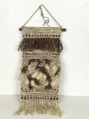 Macrame Wall Decor Hanging BOHO Vintage Bohemian Art Home Chic Tapestry Gallery