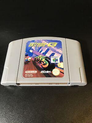 Extreme G N64 Nintendo 64 Cartridge Only