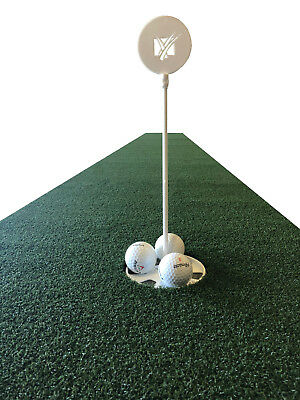 - Golf Putting Green Cup Flag Indoor Outdoor Synthetic Turf Artificial Grass Putt