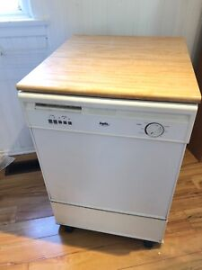 Portable (Rolling) Dishwasher (OBO)