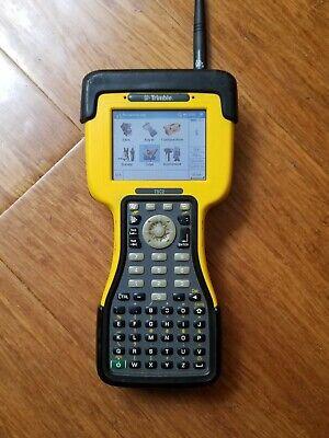 Trimble Tsc2 2.4ghz Radio Gps Robotic Total Station Data Collector W Sc12.50
