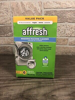 5/10/20pc Solid Washing Machine Cleaner Effervescent Tablet Washer Deep Cleaning