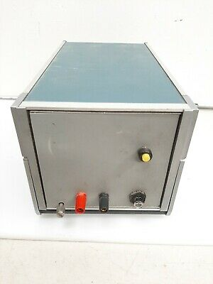 Vintage Tektronix Type Differential Amplifier