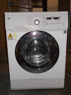 LG Combined Washer and Dryer