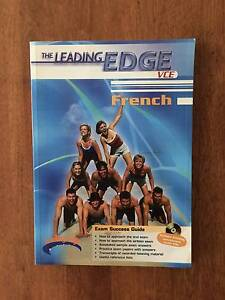 VCE FRENCH Leading Edge Textbook Mount Waverley Monash Area Preview