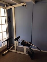 Bench press & Cable machine Childers Bundaberg Surrounds Preview