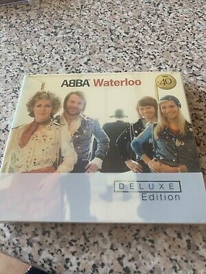 CD & DVD - Abba 'Waterloo Deluxe Edition'