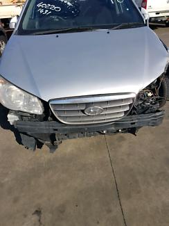 Wrecking Hyundai Elantra 2008