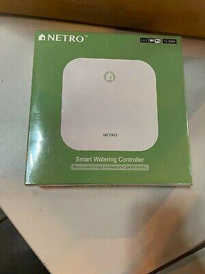 Netro Sprite-12-INT 12-Zone Smart Sprinkler Controller, WiFi, No Power Adapter