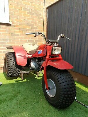 Honda ATC110 Trike 3 wheeler