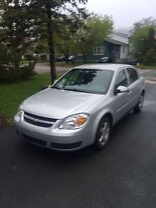 2007 chev cobalt W/ winter and summer tires and rims