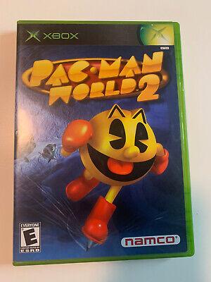 Pac-Man World 2 Namco Pacman Microsoft Xbox