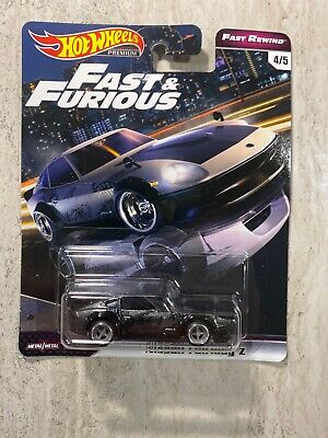 HOT WHEELS FAST AND THE FURIOUS NISSAN FAIRLADY Z 1:64 SCALE