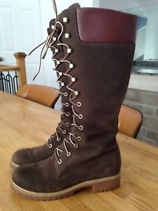 Bottes Timberland taille 9