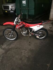 2007 Crf230 $1700 firm