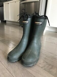 Baffin Linen Rubber Boots