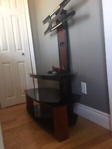 3 tier TV stand, with mount!