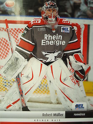 386 Robert Müller Kölner Haie DEL 2007-08