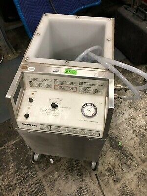 3m Sarns 11160 Dual Heater Cooler Heart Lung Surgical Perfusion System 6.5 Gpm