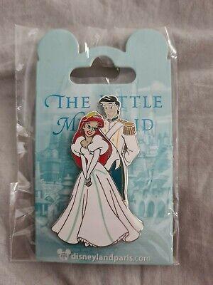Disneyland Paris Pin DLP OE Disney Trading - The Little Mermaid - Ariel & Eric